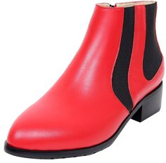 ELEHOT Womens Elecountry 3CM low-heel Boots -- Check out this great product.