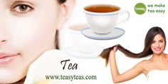 Tea is known to be good for the bones, teeth, gums, skin, hair etc. http://www.teasyteas.com/