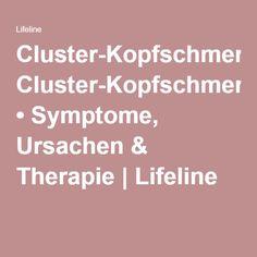 Cluster-Kopfschmerz • Symptome, Ursachen & Therapie | Lifeline