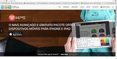 Essenziale Prime: Comparação: WPS Office x LibreOffice