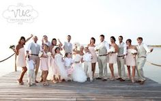 Wedding- pink beige    wedding pin by sweeteventdesign.com