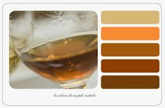 Color of #jerez #palo cortado