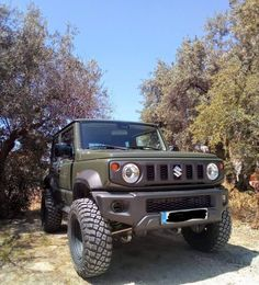 Jimny 4x4, Jimny Suzuki, Suzuki Cars, Land Rover Defender, Jeep Wrangler, Concept Cars, Cars And Motorcycles, Offroad, Dream Cars
