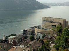 Campione d'Italia - Lago di Lugano