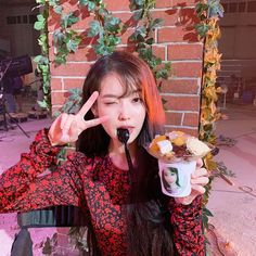 Image may contain: one or more people and outdoor Girl Photo Poses, Girl Photos, Love U Forever, Wattpad, Kpop, Perfect Woman, Korean Singer, How To Fall Asleep, Korean Girl