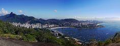 Urca - Botafogo - Flamengo - Santa Teresa - Centro - Cristo Redentor - Corcovado - Rio de Janeiro - Brasil - Brazil