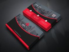 Corporate Business Card  @Graphicsauthor