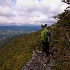 wv bike trails