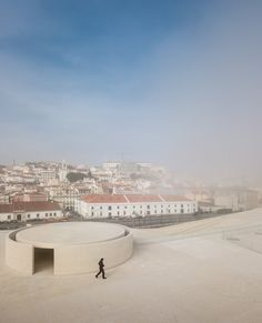 Spectacular Architecture Shots of Lisbon by Fernando Guerra #photography #Lisbon #architecture