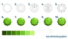 Inkscape tutorials   How to draw gems