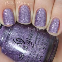 China Glaze: Spring 2014 Sea Goddess Collection Swatches and Review