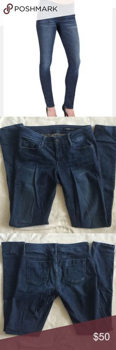 "Black Orchid Jewel Jeans in Magic Lantern Dark denim skinny jeans. Rise: 8.5"", waist: 16"", length: 32"". Rarely worn. Black Orchid Jeans Skinny"