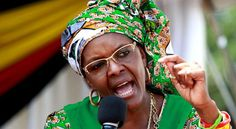 "Grace Mugabe: ""Zimbabwe citizens are idiots"" - Zimbabwe Today"