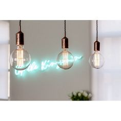 Those bulbs can be a simple decoration for your industrial room. #decoration #decorationidea #idedekorasi #bulb #bohlamlampu #industrialstyle