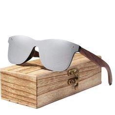 plus couleurs Paiener Effet Bois Lunettes de soleil Shades UV400 Reto design en bois