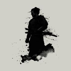 Samurai T Shirt By NGDesign Design By Humans