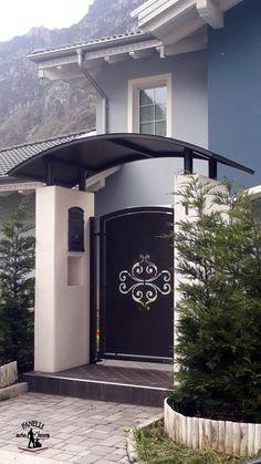 Cancello in ferro taglio laser. Iron, Art, Artisan, Gate, Mare in Italy. L'antica tradizione della lavorazione del ferro, nostra dal 1954.