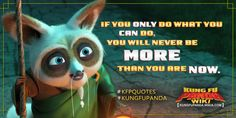 Kung Fu Panda, Master Shifu, Panda Party, Dragon Warrior, Cartoon Quotes, Animation Reference, Birthday Love, What You Can Do, Amazing Quotes