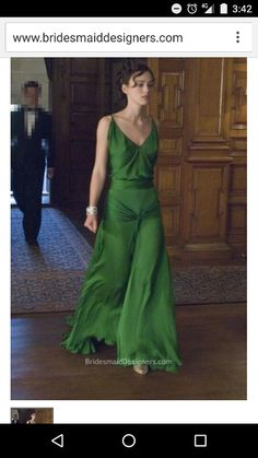 Have always loved this dress... Would be so chic for a bridesmaid dress