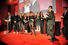 Pierre Andurand, the Party Girl team and the feature film jury