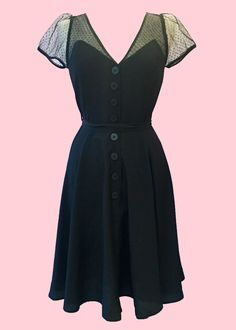 Betty swing dress by Stop Staring!