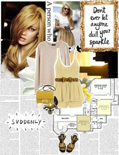 """""""You're giving me such sweet nothing. ♥"""" by sssdmr ❤ liked on Polyvore"""