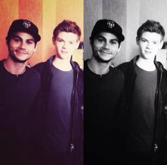 Dylan and Thomas