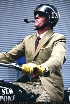 Distinguished Gentleman's Ride London on Behance