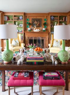Inside the Home of Paige Minear - The Pink Clutch - The Glam Pad