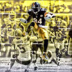 Pittsburgh Steelers #84 Antonio Brown