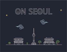 "Consulta este proyecto @Behance: "" ON SEOUL : Map of city wall of Seoul"" https://www.behance.net/gallery/32433697/-ON-SEOUL-Map-of-city-wall-of-Seoul"