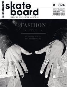 Monster Skateboard Magazin #324 - Fashion Issue | Dylan Rieder // Foto: Stefan Schwinghammer