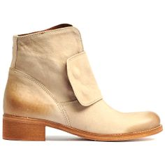 LORIS   Midas #madeinitaly #boots #midas #midasshoes #taupe #light #colour #soft #leather #stacked