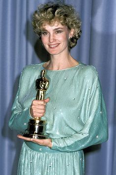 """Jessica Lange - Best Supporting Actress Oscar for """"Tootsie"""" 1982"""