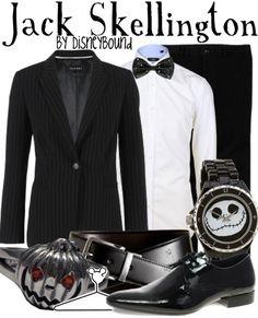 Jack Skellington - Nightmare Before Christmas