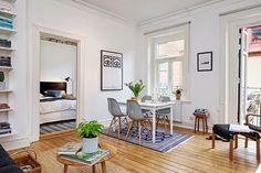 Stockholm Vitt - Interior Design: IKEA Favorite