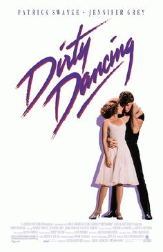 High quality reproduction movie poster for Dirty Dancing starring Patrick Swayze, Jennifer Grey and Jerry Orbach from 1987. 11 x 17 high quality reproduction on card stock.