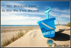 What's on your Bucket List? If it's heading to the #beach, we can help! www.vacationrentalsofnmb.com #MyrtleBeach #SouthCarolina#Vacation #Golf #Getaway