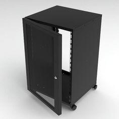 19 Inch Server Rack Cabinet - 16U 480mm deep: Amazon.co.uk: Computers & Accessories