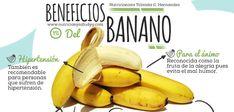 16 razones para consumir más banano  http://nutricionysaludyg.com/nutricion/banano-propiedades-beneficios/