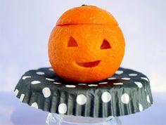 Jello pumpkins
