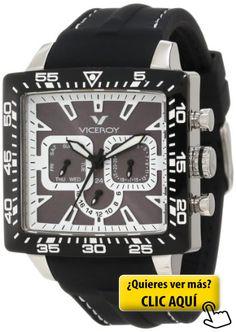 ab33c776d345 Reloj Viceroy Fun Colors 432101-15 Unisex Negro  reloj