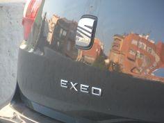 Coche modelo EXEO de Seat.