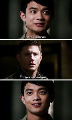 Supernatural 11x21 - All In The Family