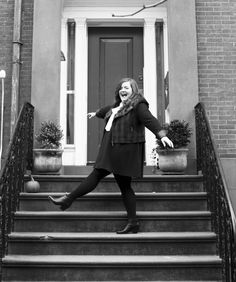 Coveteur: Inside Closets, Fashion, Beauty, Health, and Travel Aidy Bryant, New York Apartments, Hurricane Sandy, Snl, Famous Faces, Girl Humor, Style Icons, Queens, Comedy