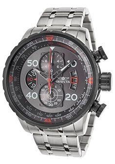 "Invicta Men's 17204 ""AVIATOR"" Stainless Steel Casual Watch Invicta http://www.amazon.com/dp/B00J082PTM/ref=cm_sw_r_pi_dp_Wod0ub1CFE5VX"