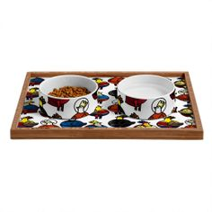 Raven Jumpo Super Chicks Pet Bowl and Tray