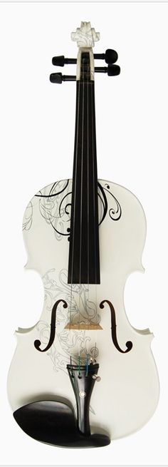 I love the play with black and white dominance and subtlety on this instrument.