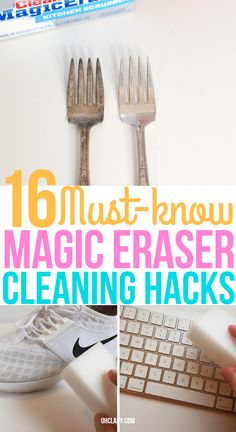 These genius magic eraser hacks will make cleaning so much easier! Find out which awesome magic eraser uses you have been missing out on now! Baking Soda Beauty Uses, Baking Soda Uses, Magic Eraser Uses, Magic Erasers, Clean Dry Erase Board, Baking Soda Shampoo, Clean Your Car, Odor Remover, Dog Shampoo
