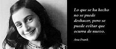 Ana Frank  (1929-1945) fue una niña judío alemana, que debido a la persecución sufrida durante la Segunda Guerra Mundial, tuvo que es...